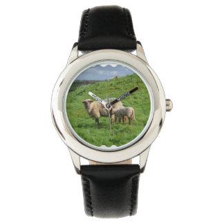 ヒツジ家族 腕時計