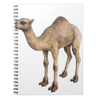 ヒトコブラクダのラクダ ノートブック