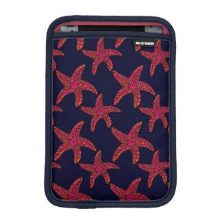 ヒトデのスタイルパターン iPad MINIスリーブ