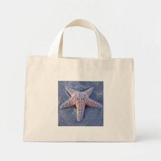 ヒトデのビーチのバッグ ミニトートバッグ