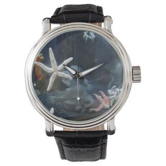 ヒトデの腕時計 腕時計