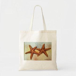 ヒトデの買い物袋 トートバッグ