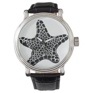 ヒトデ 腕時計