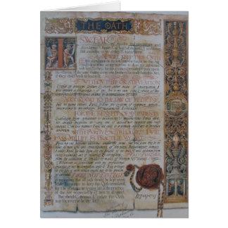 ヒポクラテスの宣誓 カード