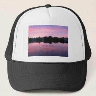 ヒマラヤスギの主フロリダの日没 キャップ