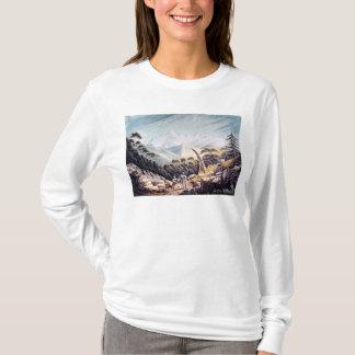 ヒマラヤ山脈のネパールの牧夫、1826年 Tシャツ