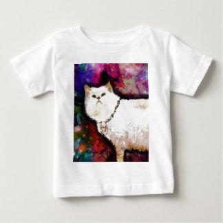 ヒマラヤ猫 ベビーTシャツ