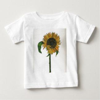 ヒマワリのマグ ベビーTシャツ