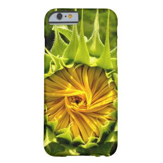 ヒマワリの回転 BARELY THERE iPhone 6 ケース