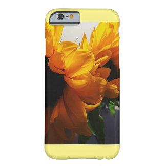 ヒマワリの常習 BARELY THERE iPhone 6 ケース