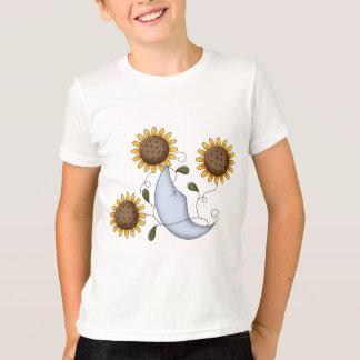 ヒマワリの月 Tシャツ