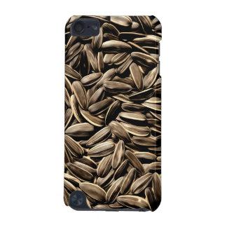 ヒマワリの種のクールなおもしろい iPod TOUCH 5G ケース