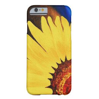 ヒマワリの箱 BARELY THERE iPhone 6 ケース