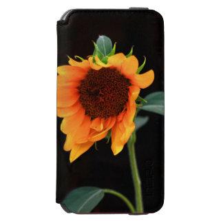 ヒマワリの開花 INCIPIO WATSON™ iPhone 6 ウォレットケース