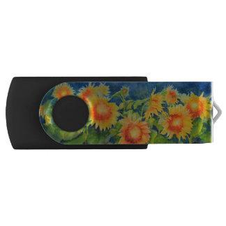 ヒマワリ分野 USBフラッシュドライブ