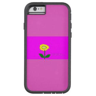 ヒマワリ愛 TOUGH XTREME iPhone 6 ケース