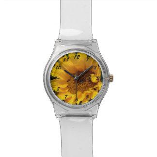 ヒマワリ日曜日 腕時計
