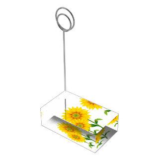 ヒマワリ2 テーブルカードホルダー