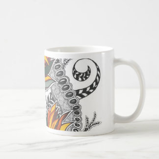 ヒマワリ コーヒーマグカップ