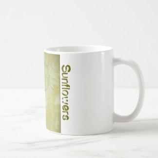 ヒマワリ-マグ!!! コーヒーマグカップ