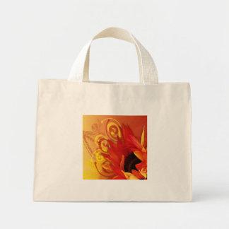 ヒマワリ-小さいトート ミニトートバッグ