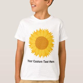 ヒマワリ Tシャツ