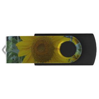 ヒマワリUSBの旋回装置のフラッシュドライブ USBフラッシュドライブ