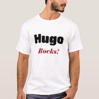 ヒューゴの石 Tシャツ