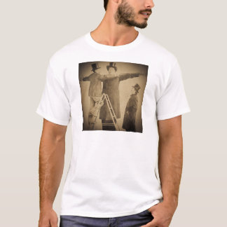 ヒューゴヴィンテージのサーカスの変種のWendtの巨大な写真 Tシャツ