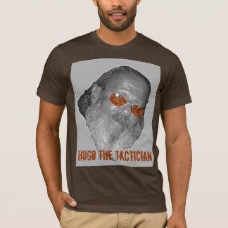 ヒューゴ戦術家 Tシャツ