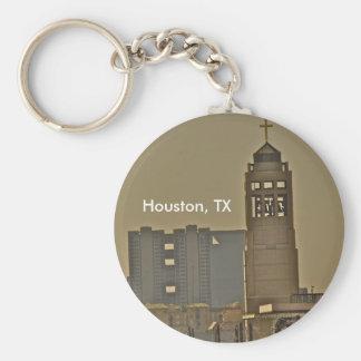 ヒューストンテキサス州カスタマイズ可能なkeychain キーホルダー