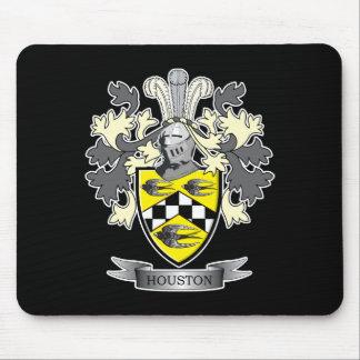 ヒューストン家紋の紋章付き外衣 マウスパッド