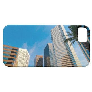 ヒューストン、テキサス州の都心の高層ビル、 iPhone SE/5/5s ケース
