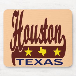 ヒューストン、テキサス州 マウスパッド