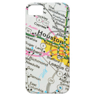 ヒューストン、テキサス州 iPhone SE/5/5s ケース
