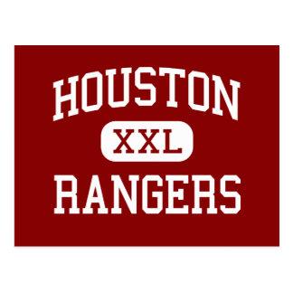 ヒューストン-レーンジャー-中学校-アマリロテキサス州 ポストカード