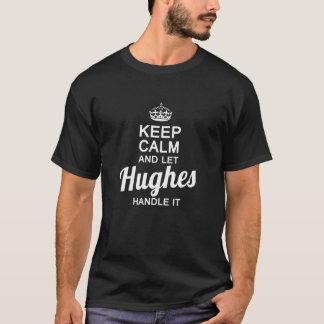 ヒューズをそれを扱うことを許可して下さい Tシャツ