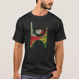 ヒューマニストの記号のポルトガルのティー Tシャツ