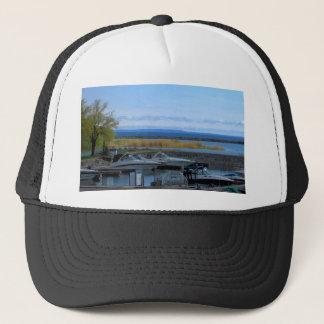 ヒューロン湖Collingwoodオンタリオ キャップ