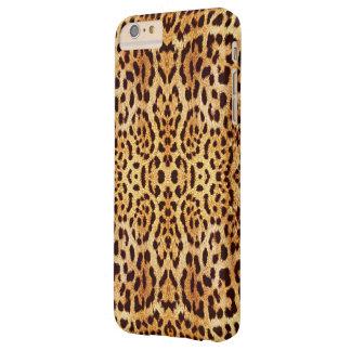 ヒョウのエレガントな毛皮 BARELY THERE iPhone 6 PLUS ケース