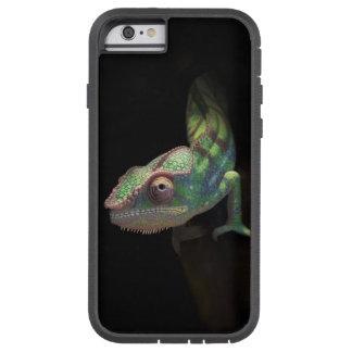 ヒョウのカメレオン(後輩) iPhone 6 タフ・エクストリームケース