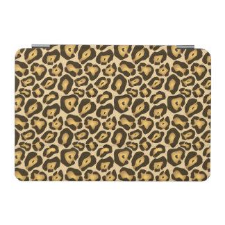 ヒョウのチータのブラウンのアニマルプリントパターン iPad MINIカバー