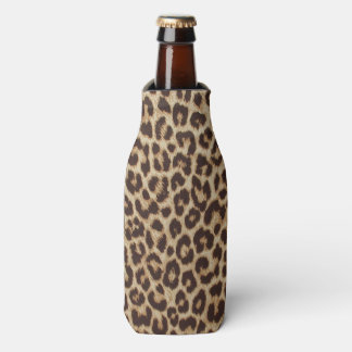 ヒョウのプリントのボトルのクーラー ボトルクーラー
