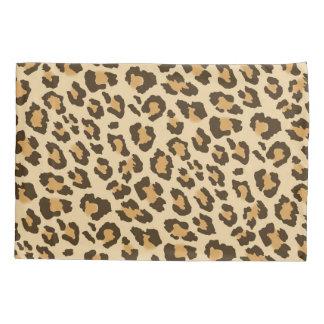 ヒョウのプリントの枕カバー 枕カバー