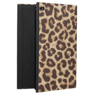 ヒョウのプリントのPowisのiPadの空気2箱 Powis iPad Air 2 ケース