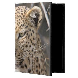 ヒョウのポートレート POWIS iPad AIR 2 ケース