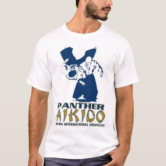ヒョウの合気道の春の2011年のTシャツ Tシャツ