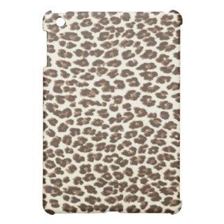ヒョウの点パターンSpeckのiPadの場合 iPad Miniケース