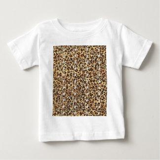 ヒョウの点 ベビーTシャツ