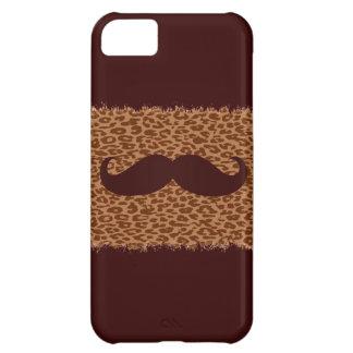 ヒョウの皮のおもしろいな髭 iPhone5Cケース